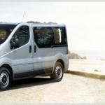Crete rent minibus