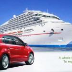hire a car in Heraklion port