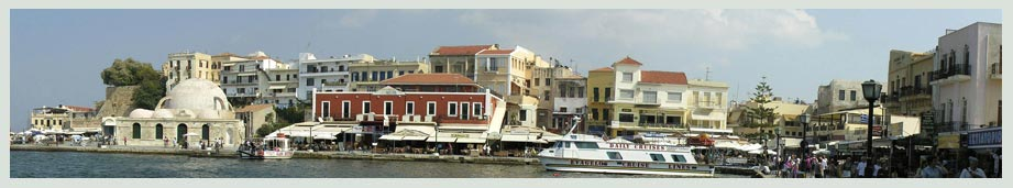 Crete Car Rental To Visit Chania
