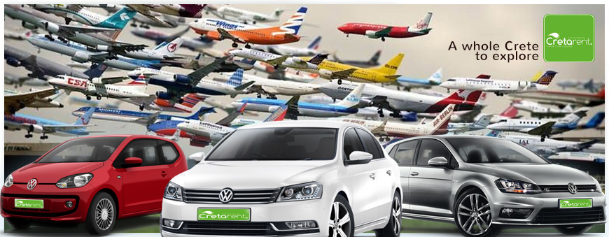 heraklion airport car rentals