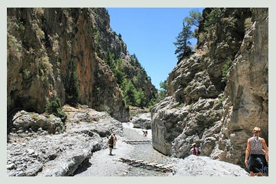 Car Rental samaria gorge