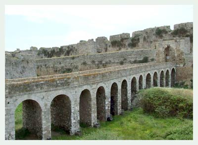 Heraklion Car Hire, Fortezza
