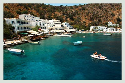 Car Rental In Crete, Loutro
